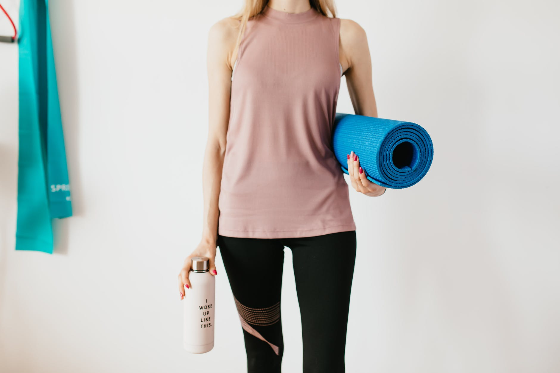 Heading to a beginner Pilates class - what you need